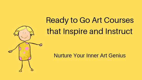 Banner image-Nurture your inner Art Genius
