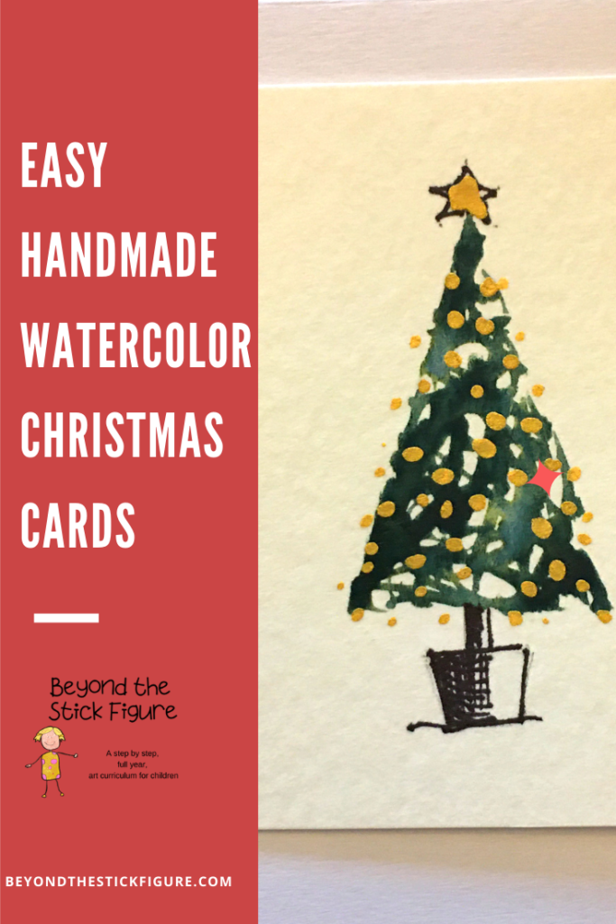 handmade watercolor cards
