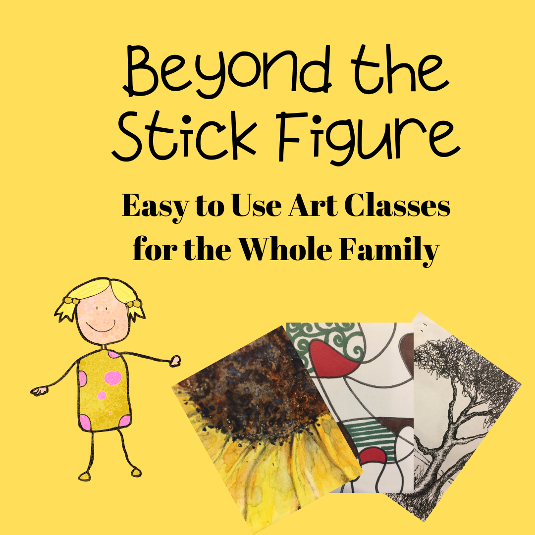 Full Year Art Curriculum for the Whole Family PLUS 3 Bonuses