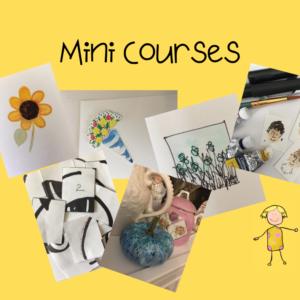 Mini Art Courses
