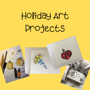 Holiday Art Project