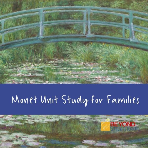 monet unit study