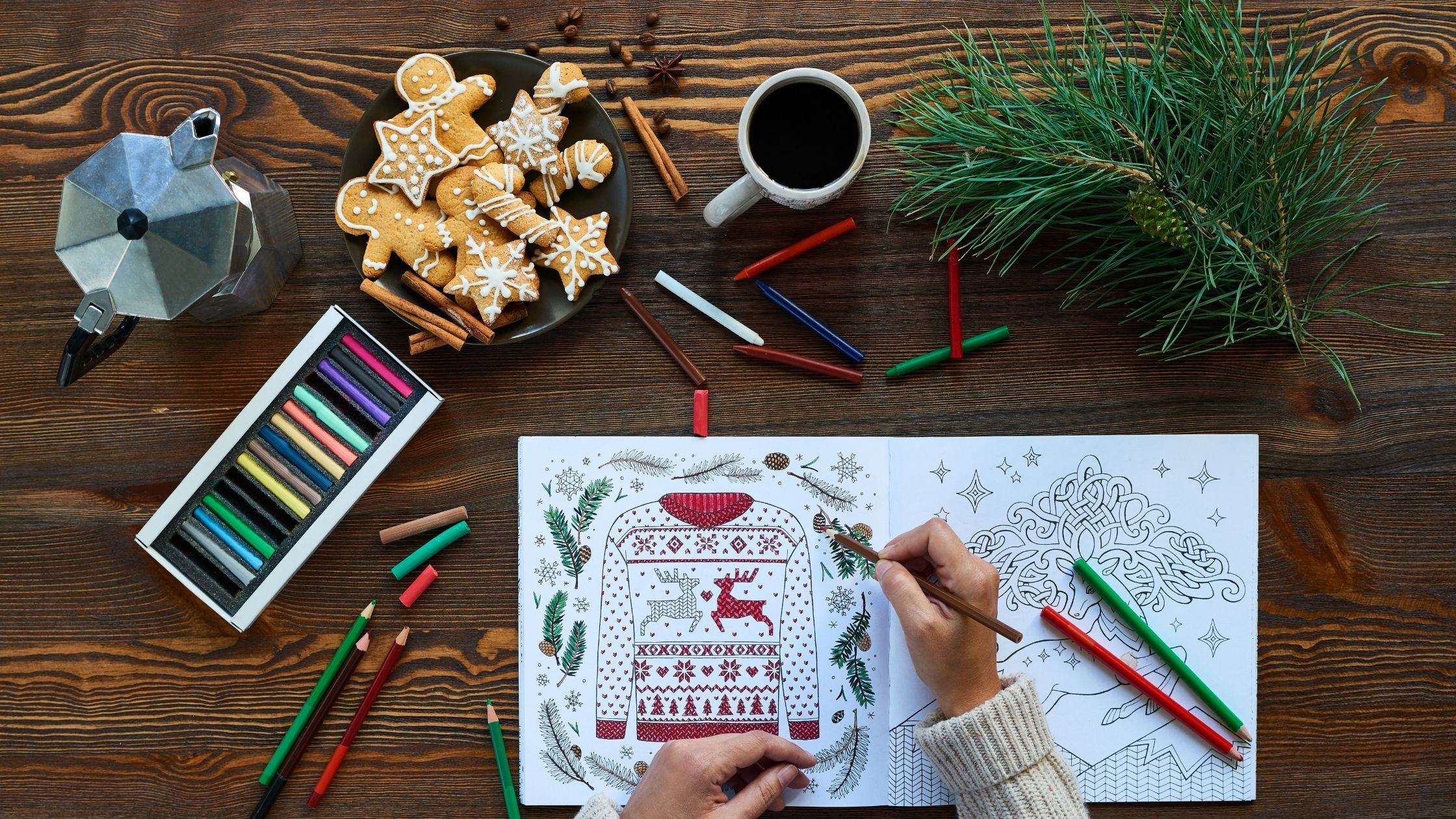 fearless and creative at Christmas
