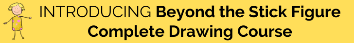 INTRODUCING Beyond the Stick Figure Drawing Course